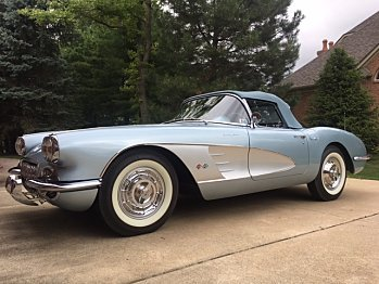 1958 Chevrolet Corvette for sale 100922146